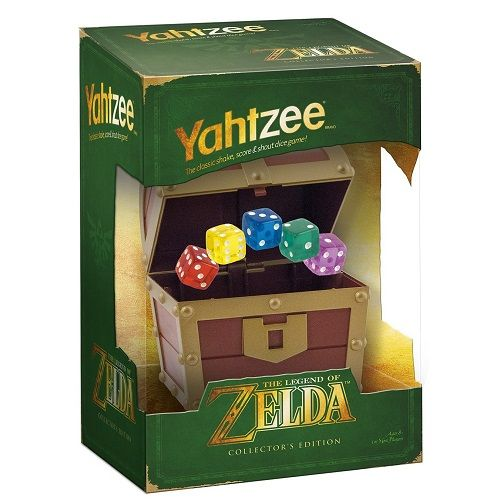 Yahtzee The Legend of Zelda