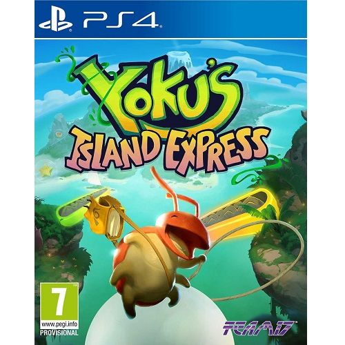 Yokus Island Express PS4 Game