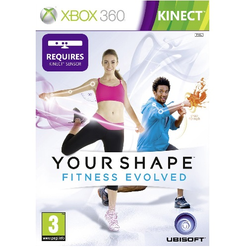Your Shape Fitness Evolved Xbox 360 Game