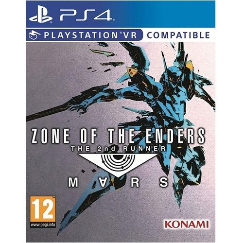 Zone of the Enders The 2nd Runner Mars PS4 Game
